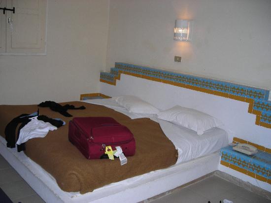 Hotel Sahara Douz: Habitación