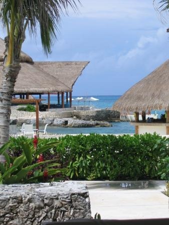 Presidente Inter-Continental Cozumel Resort & Spa : Wishing I had this view at home