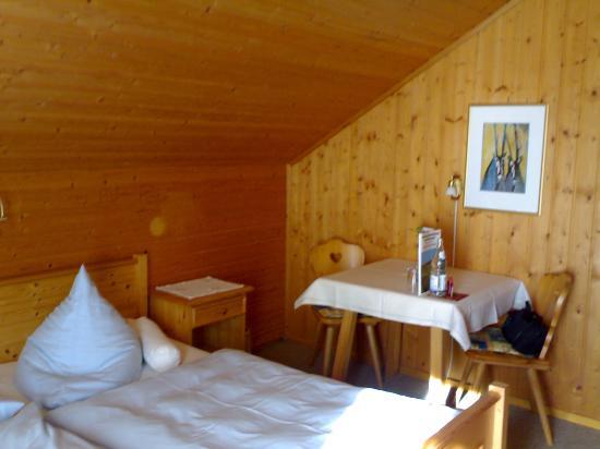 Pension Draxlerhof: Room 6 - main bedroom (taken July 2007)