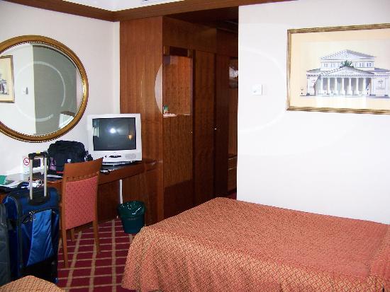 NH Roma Villa Carpegna: room