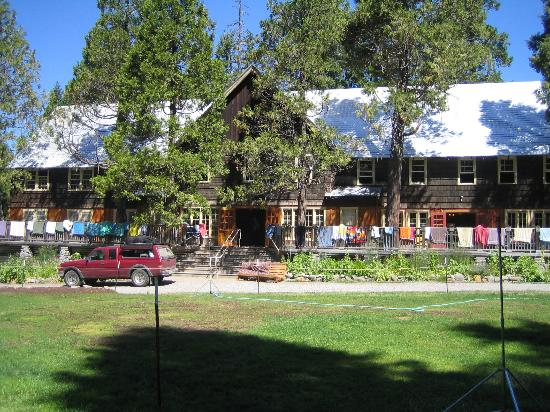 Detroit, OR: The Lodge at Breitenbush