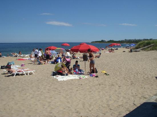 Block Island, RI: Ballards Beach