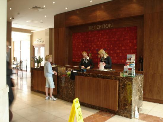 The Savoy Hotel: Wonderful service!
