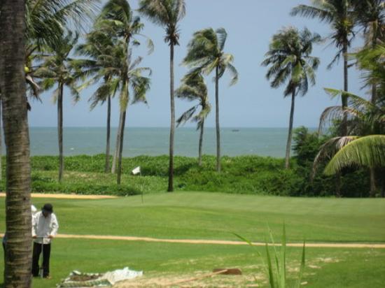 Ocean Dunes Golf Club : More ewater...