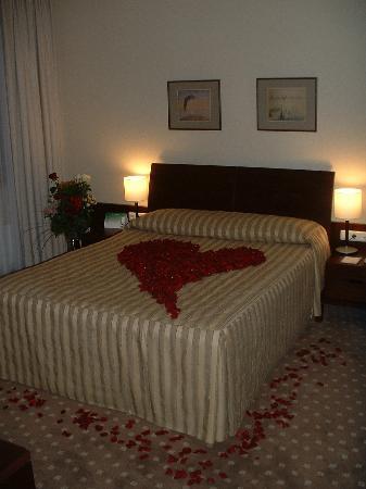 Holiday Inn Vilnius: Suite Bedroom