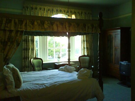 Headlam Hall Hotel Spa & Golf: Bedroom - The Green Room