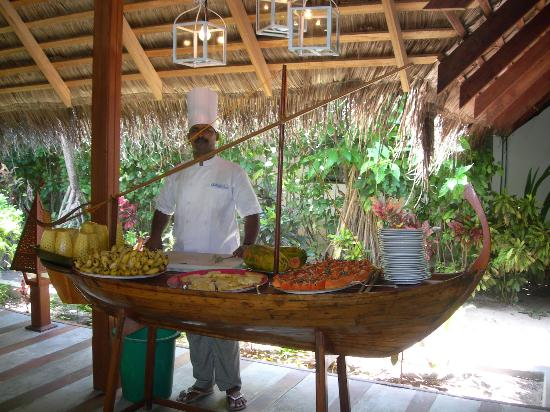 Madoogali Tourist Resort: desserts