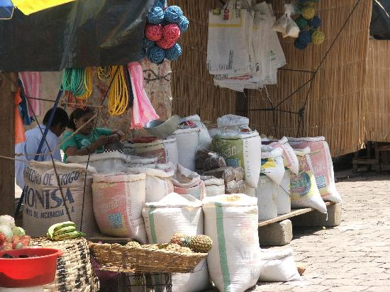 Granada, Nicaragua: central market