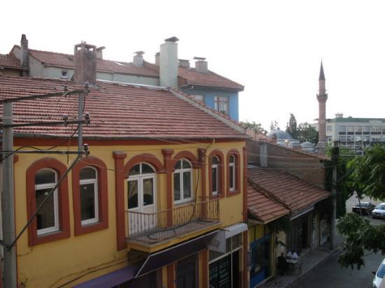 Otel Dulgeroglu: Another view from hotel window