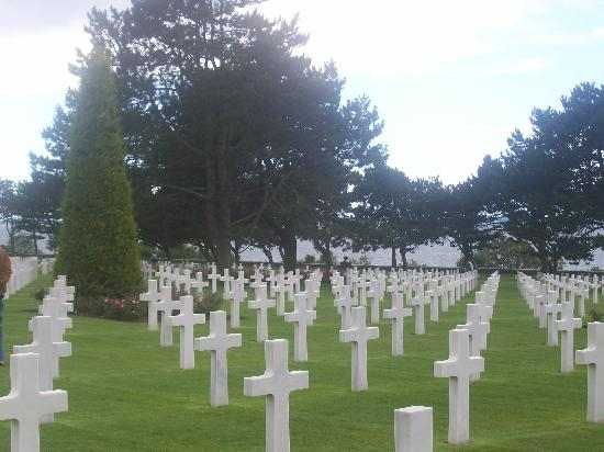 Colleville-sur-Mer, France: Normandy American Cemetery