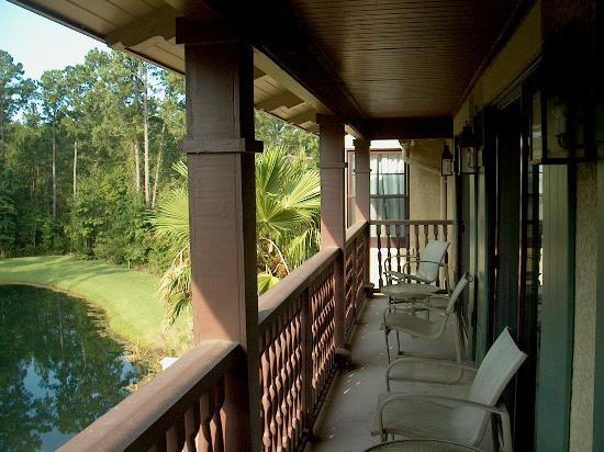 Laterra Resort & Spa: The Balcony