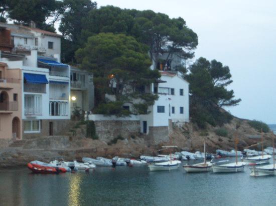 Hostal Sa Tuna: Beautiful Sa Tuna beach