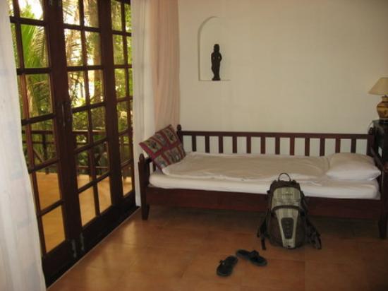 Cham Villas: extra bed