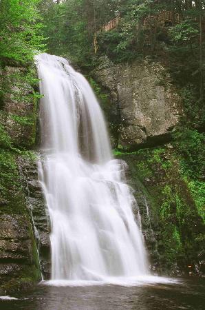 Bushkill Falls照片