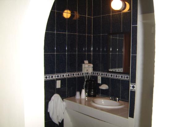 Hotel Noray: bathroom