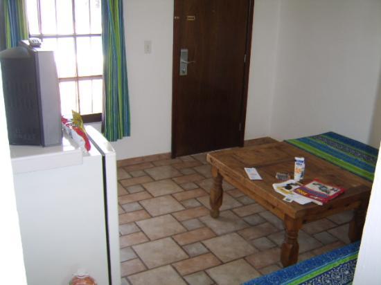 Hotel Noray: Living room...