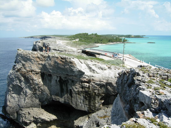 Eleuthera: Glass Window Bridge