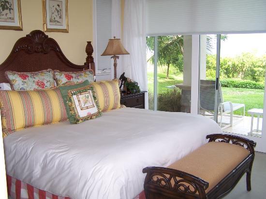 Grand Isle Resort & Spa: living area