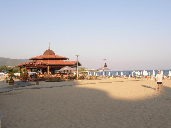 Helena Sands Hotel: Hotels beach bar