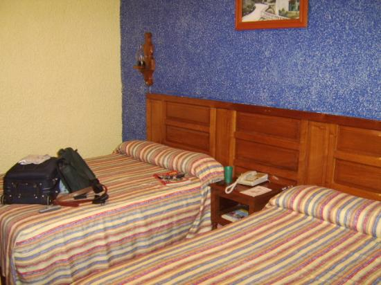 Hotel Posada Cuetzalan: Room