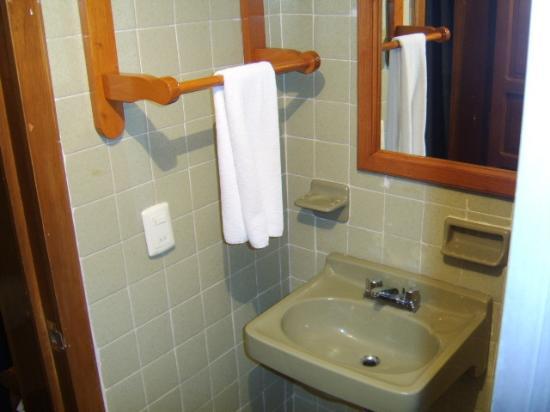 Hotel Posada Cuetzalan: bathroom