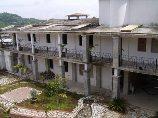 Hotel Posada Cuetzalan: A new section under construction