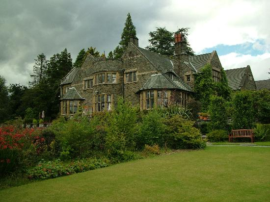 Cragwood Country House Hotel: Hotel Front