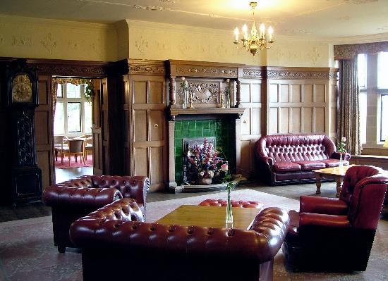 ‪‪Cragwood Country House Hotel‬: A Lounge Area‬