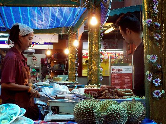 Penang Island, Malaysia: Thai food is also ubiquotus in Penang, due to its geographical situation and historical...