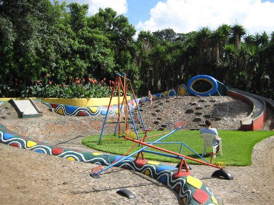 Quinta de las Flores : The playground