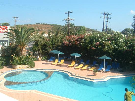 Lefka Apartments: Pool Lefka