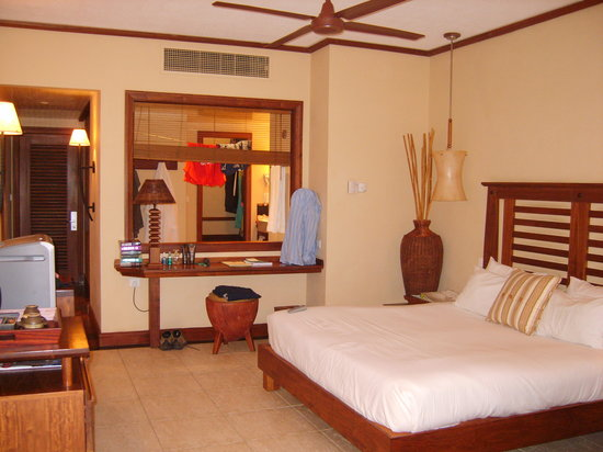 Heritage Awali Golf & Spa Resort : Bedroom