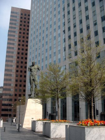 Pullman Paris La Defense: Outdoors on the entrance of the hotel