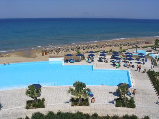 Grecotel Olympia Riviera Thalasso: Piscine