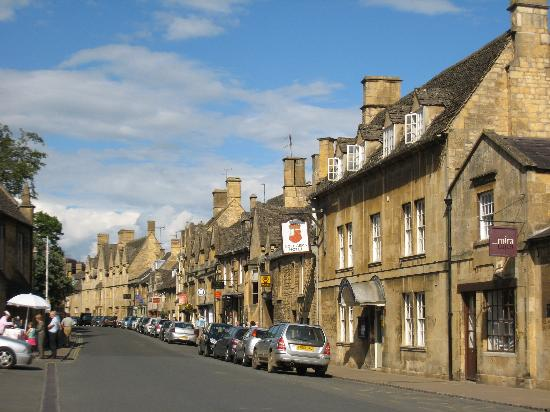 Lygon Arms Hotel Main Street Chipping Campden