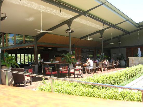 The Byron at Byron Resort & Spa: restaurant