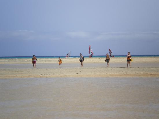 SBH Crystal Beach Hotel & Suites : Playa Sotavento