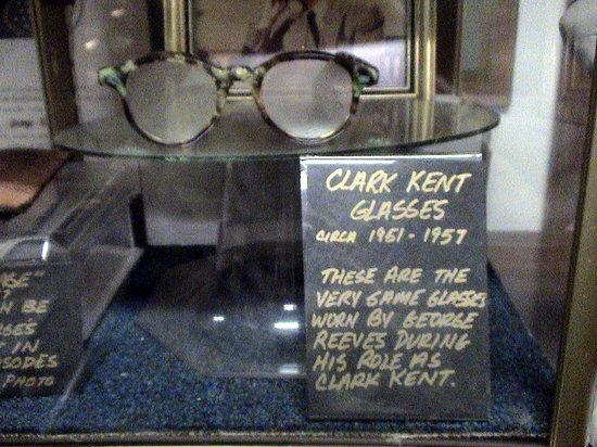 Super Museum: Clark Kent's Glasses