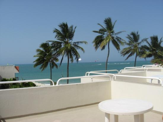 Cabarete Beach House at Nanny Estates: The view from the roof deck
