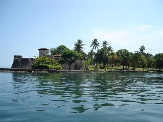 Livingston, Guatemala: Castillo de San Philippe