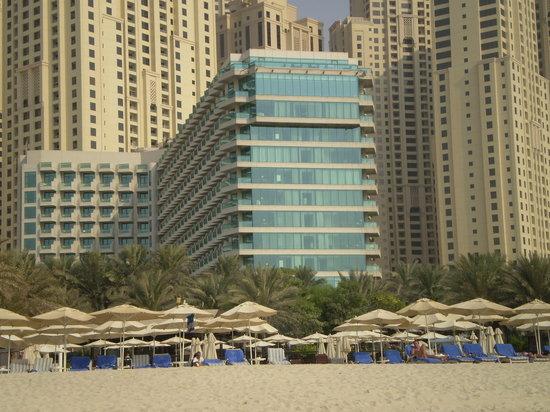Hilton Dubai Jumeirah : a great hotel