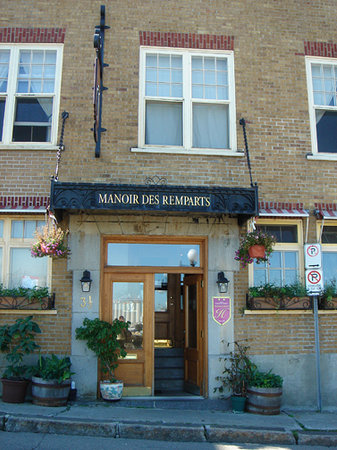 Hotel Manoir des Remparts: Manoir des Remparts