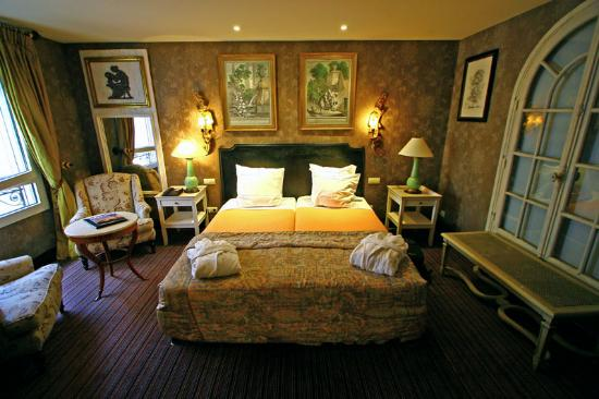 Hotel Chateaubriand: Standard Room