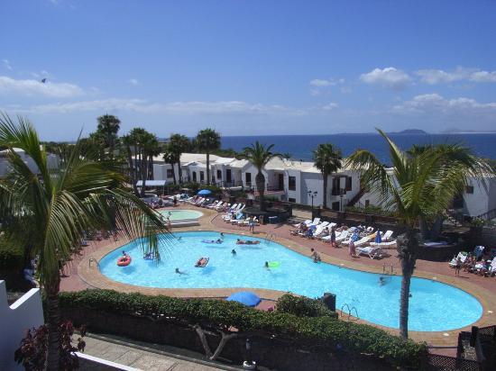 TUI Family Life Flamingo Beach Resort : hotel pool