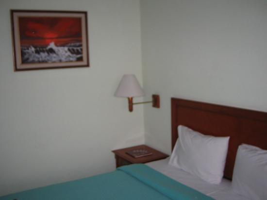 The Sunan Hotel Solo : Fairly Spacious Room