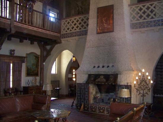 Inside Scotty's Castle