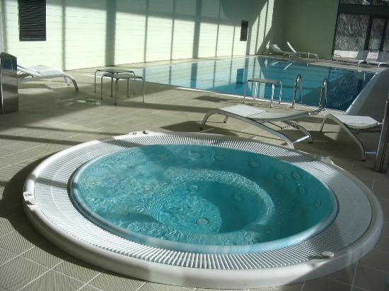 Andorra Park Hotel: Indoor swimming pool