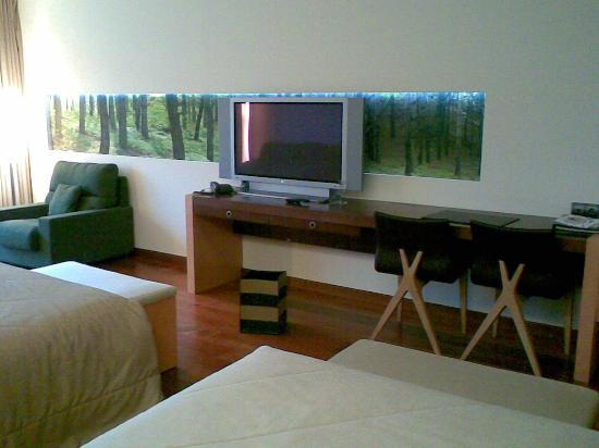 Andorra Park Hotel : Room