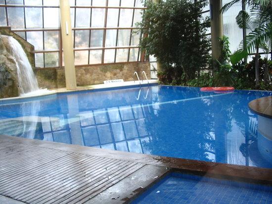 Hotel Roc de Caldes: Pool