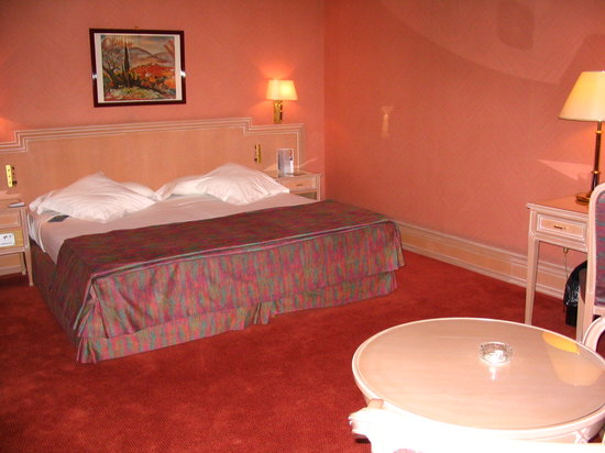 Hotel Roc de Caldes: Room